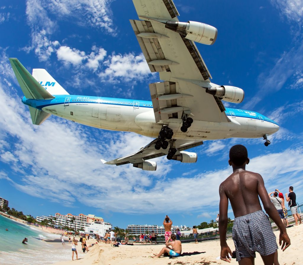 Aeroporto Princess Juliana - St. Maarten