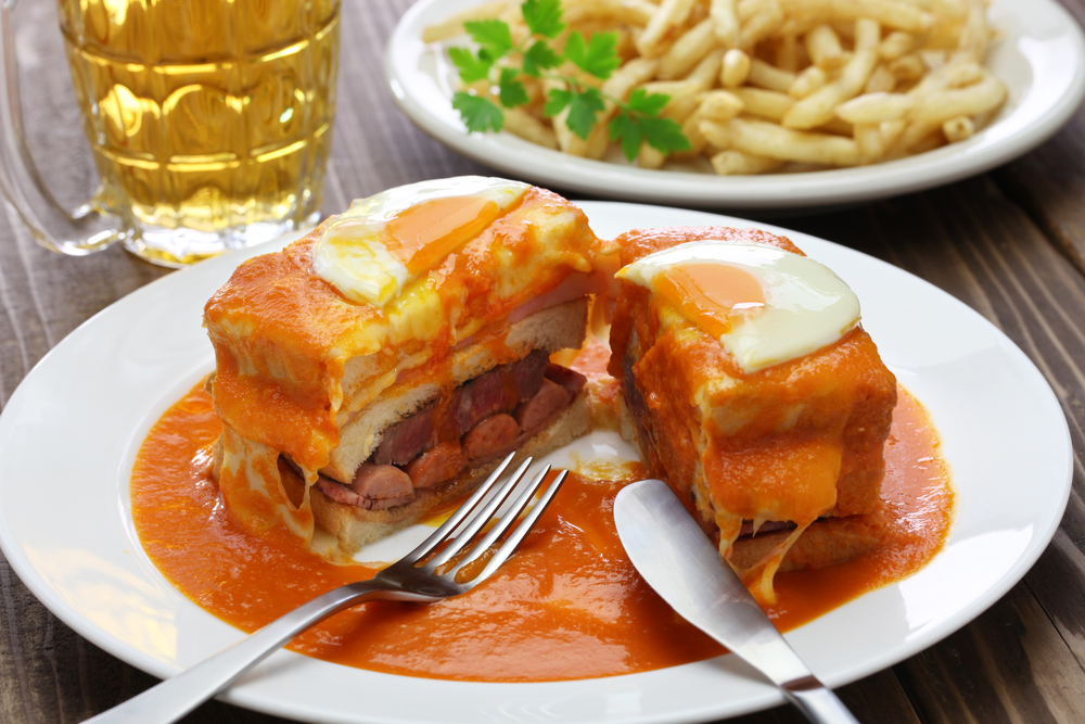 Francesinha do Porto