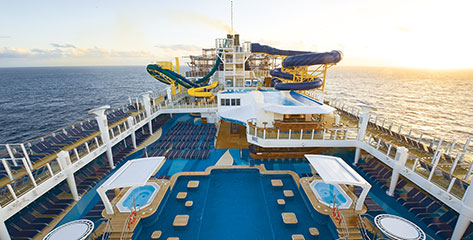 Cruzeiros Norwegian Cruise Line FREE at Sea