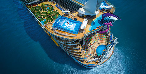 Cruzeiros Harmony of the Seas