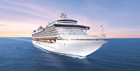 Cruzeiros Princess Cruises